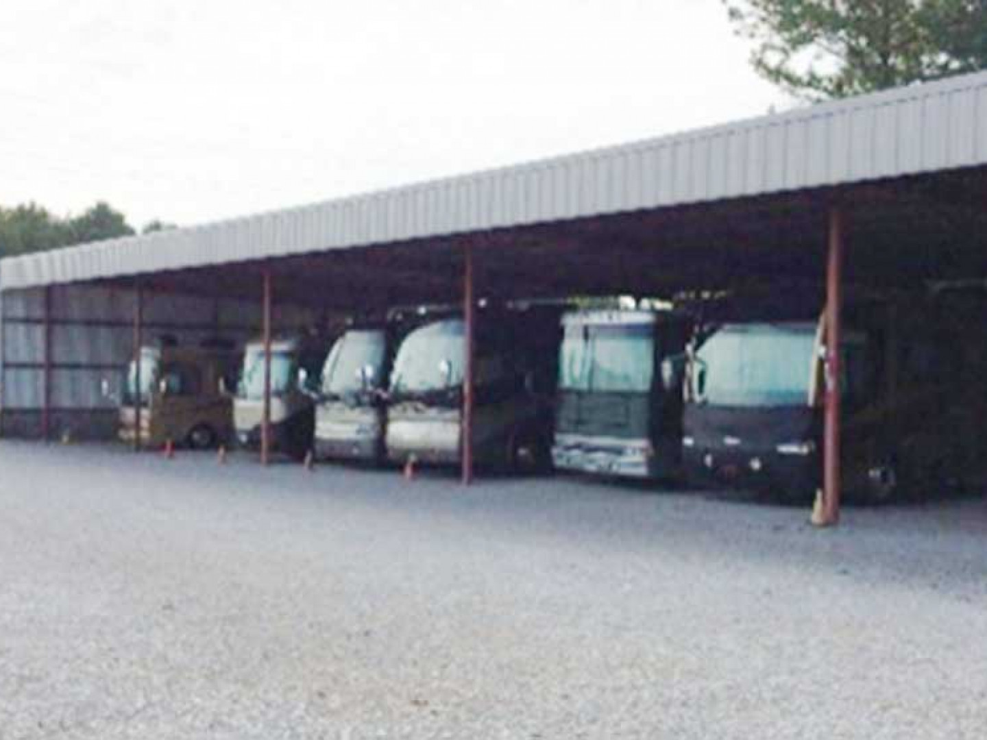 Store Your RV Safely in Cottondale, AL
